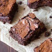 Ultimate Brownies! If you're looking for a go-to brownie recipe to add to your baking arsenal, I guarantee this is the BEST brownie recipe out there, hands down!   HomemadeHooplah.com