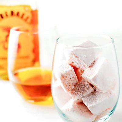 Fireball Whisky Marshmallows