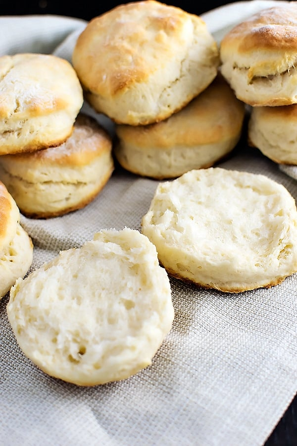 Jul 18,  · Baking refrigerated biscuits and topping them with butter is good. Repurposing them into semi-homemade appetizers and entrees is even better! Transform canned biscuits into completely new creations like bao buns and pull-apart bread with these trismaschacon.tk: Karla Walsh.