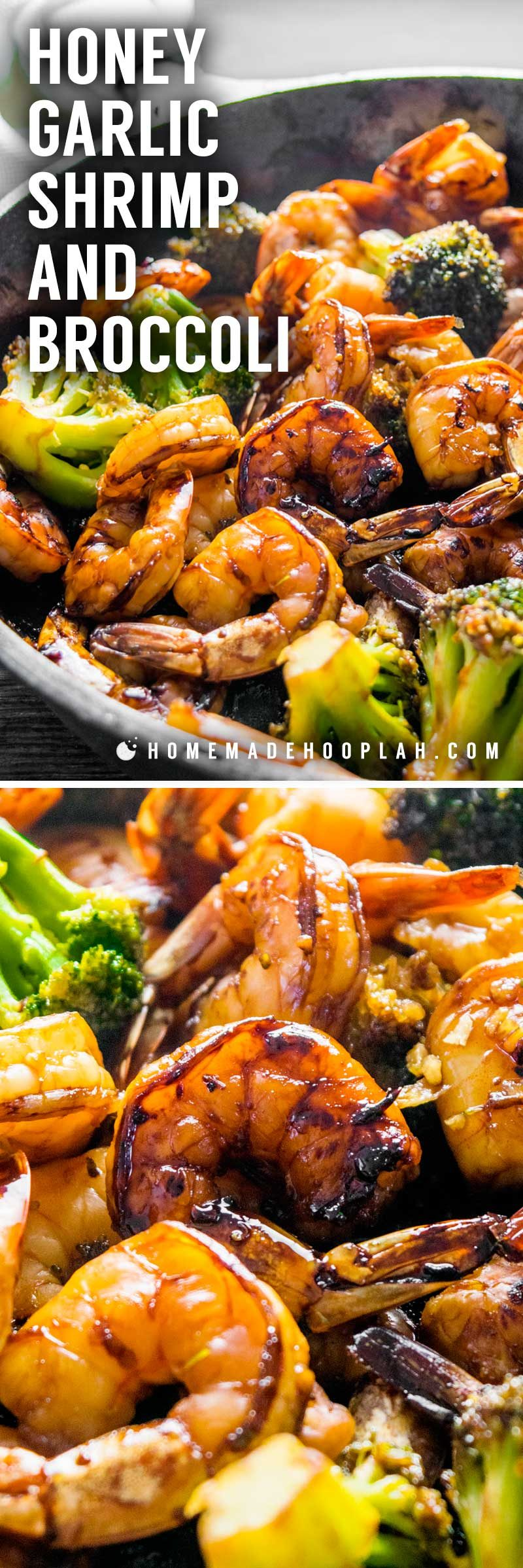 The best recipe for shrimp and broccoli fans!