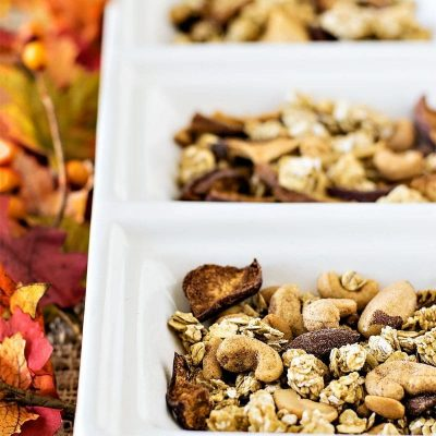 Fall Harvest Mixed Nuts