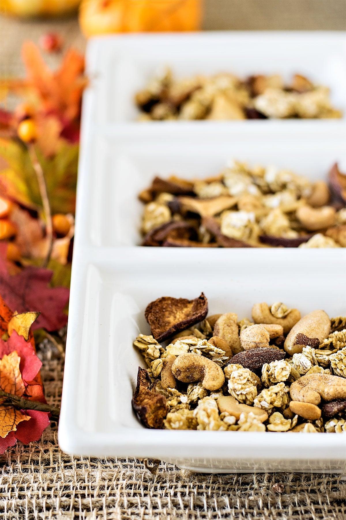 Fall Harvest Mixed Nuts Homemade Hooplah