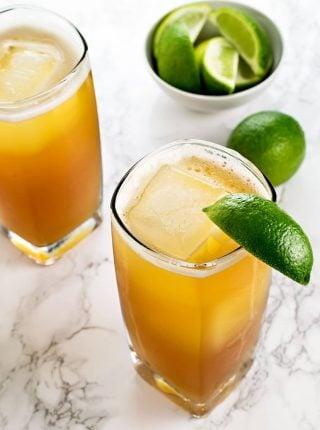 Star Gazer Wine Cocktail