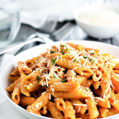 The Best Penne alla Vodka Recipe