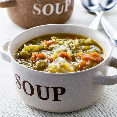 Weight Loss Wonder Soup