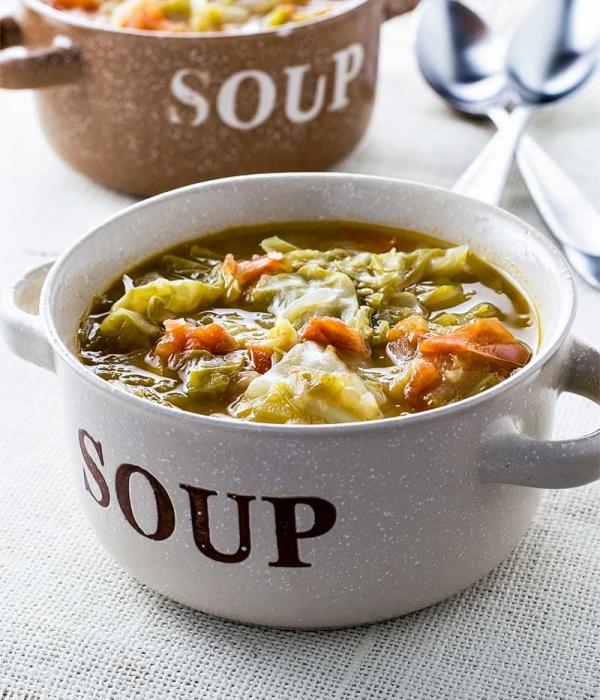 Weight Loss Wonder Soup