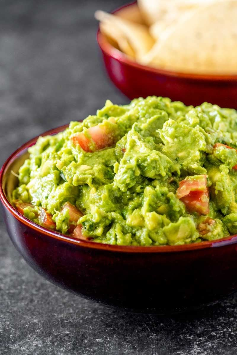 How to make the best guacamole recipe.