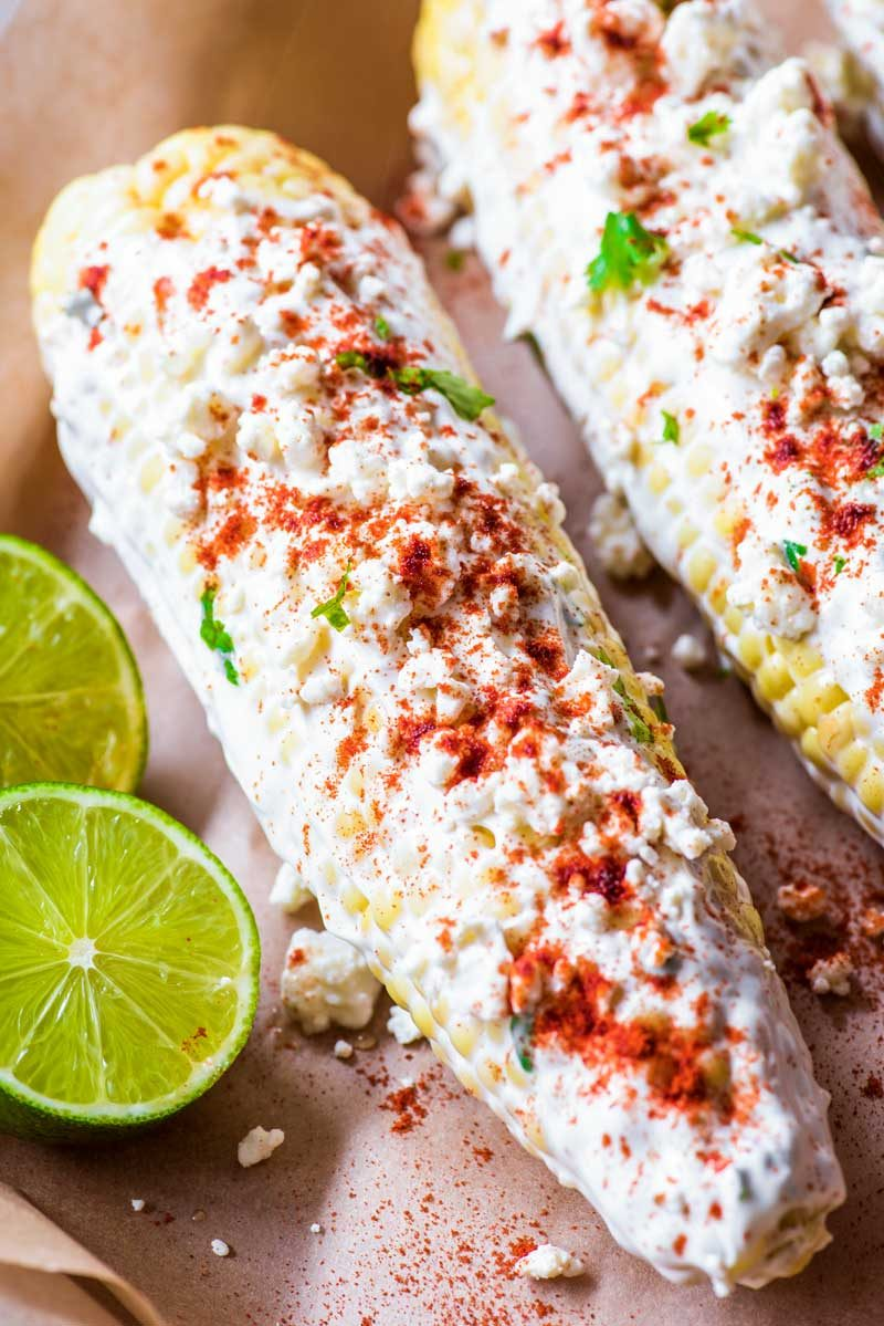 How to make Mexican corn on the cob.