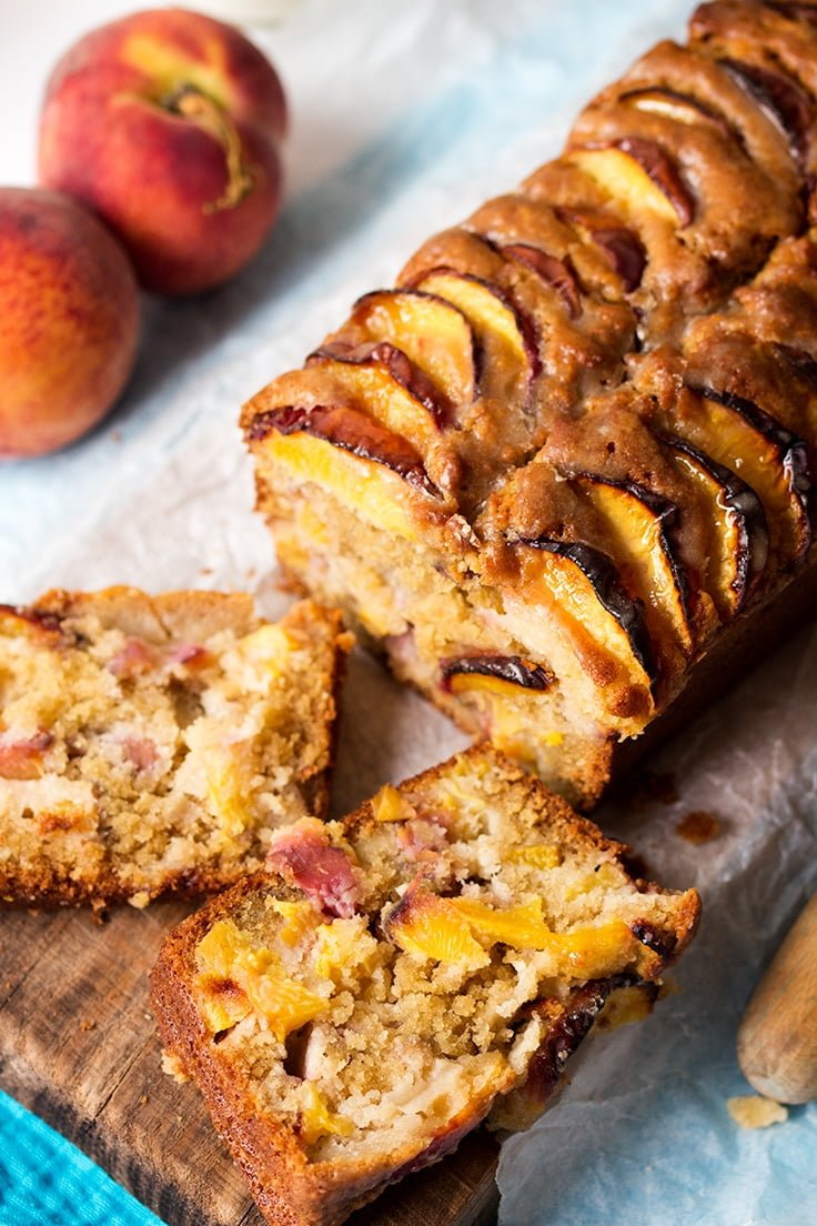 Peach Bread