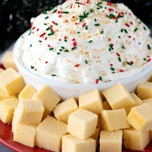 Frosted Sugar Cookie Dip