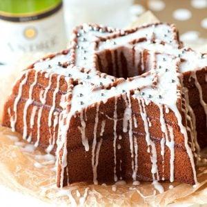 Champagne Bundt Cake