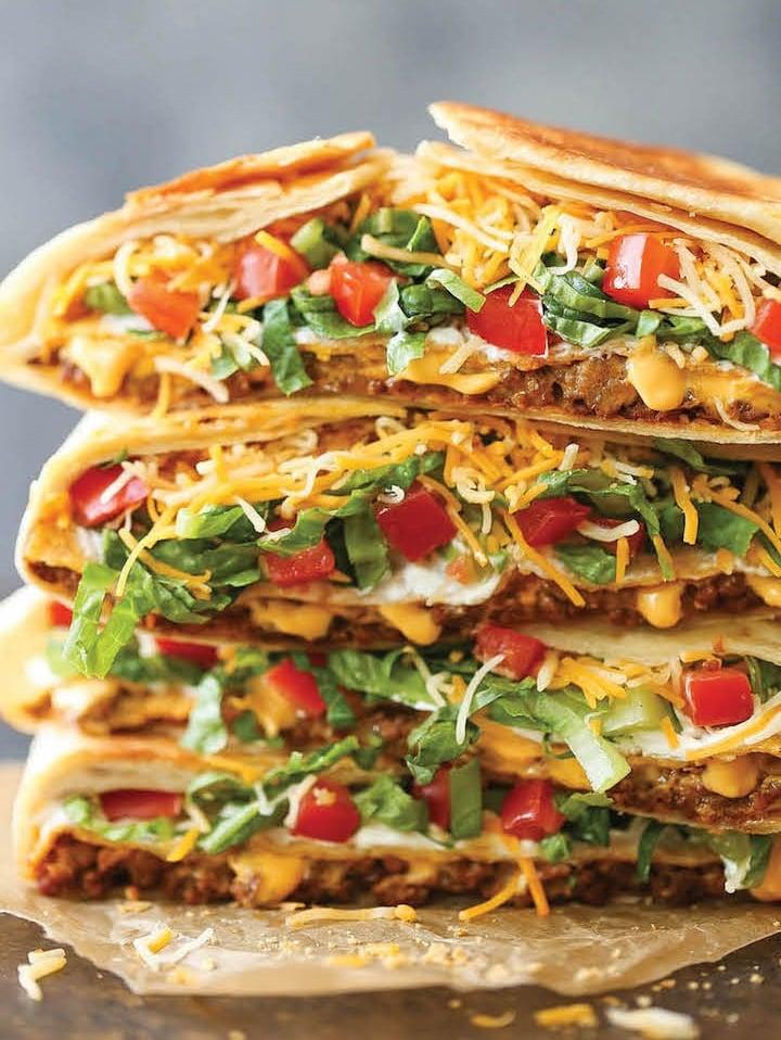 Crunch Wrap Supreme