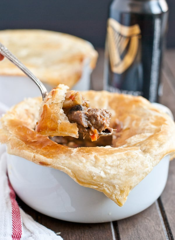 Guinness Beef Pot Pie