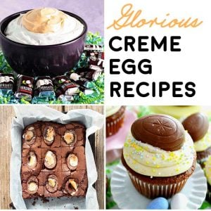16 Glorious Creme Egg Recipes