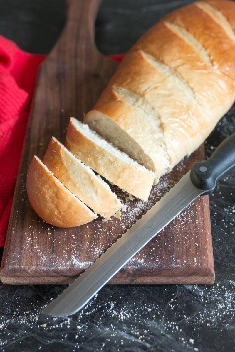 Super Soft French Bread