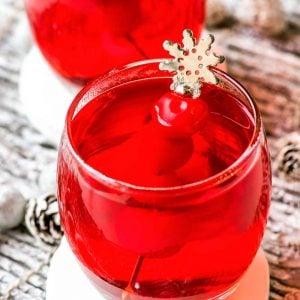 Crock Pot Spiced Cherry Cider