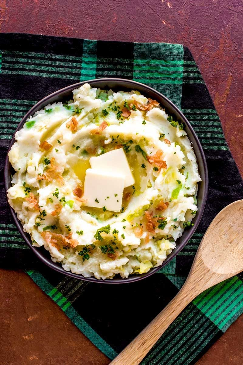 An authentic Irish colcannon recipe.