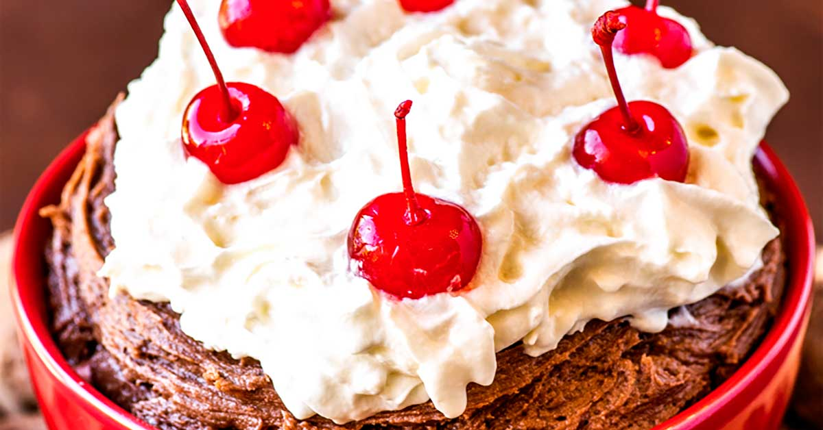 How To Make Homemade Black Forest Cake
