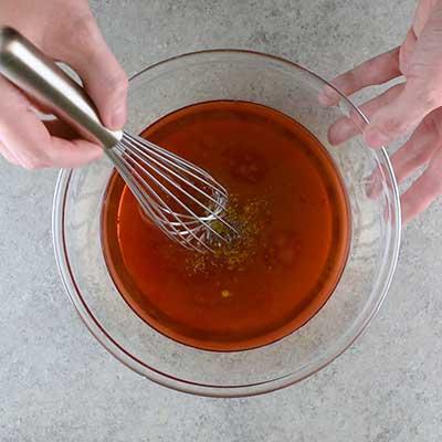 3 Bean Salad Step 1 - Mix well.