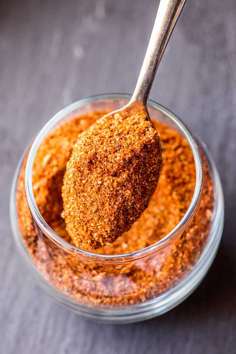A full list of what's in taco seasoning.
