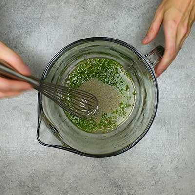 Cucumber Salad Step 1 - Mix well.
