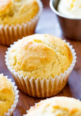 Homemade Muffins! These classic homemade muffins are mild in flavor but still have all the qualities you love: a soft and crumbly texture just waiting for your favorite spread. | HomemadeHooplah.com