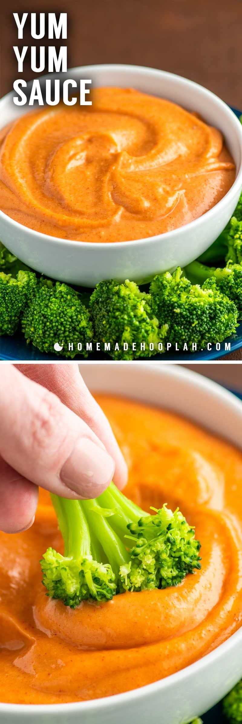 How to make yum yum sauce in just 5 minutes.