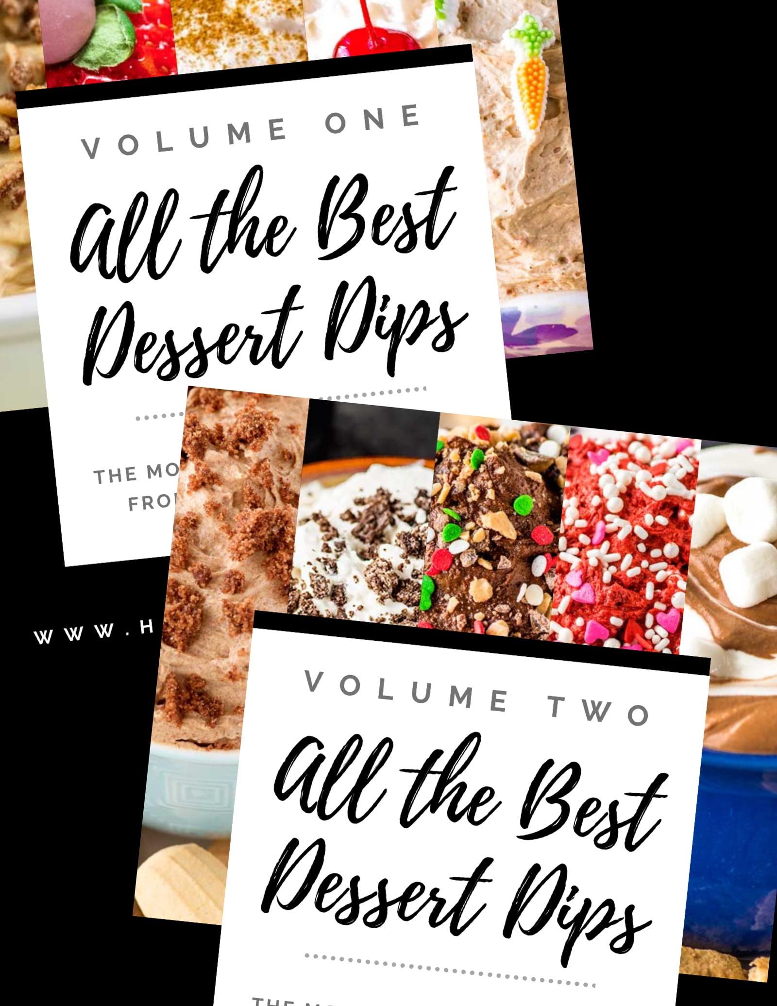 Dessert Dips Bundle